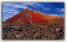 Montañas del Fuego, Lanzarote, Islas Canarias, Espana... Fire Mountains, Lanzarote, Canary Islands, Spain.