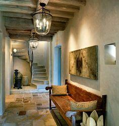 Rustic Italian Home Style At Home, Oz Architecture, Deco Champetre, Italian Home, Italian Style, Rustic Design, Farmhouse Design, Home Fashion, Fashion Decor