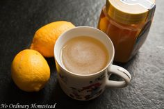 Best cough suppressant {kid-friendly}.. It really does help! I literally just made up a cup for both my hubby and myself and it is working good so far!