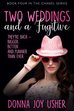 """Read """"Two Weddings and a Fugitive The Chanel Series"""" by Donna Joy Usher available from Rakuten Kobo. Another novel by the Multi-Award-Winning Author, Donna Joy Usher. It's been three months since Chanel returned from Las . Discovery News, Second Weddings, Chanel, Digital, Books, Fashion, Moda, Libros, Fashion Styles"""