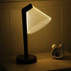 Currently inspired by: Dimmable 3D LED Lamp on Fab.com