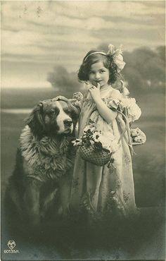 46 Ideas for history photos vintage children Vintage Abbildungen, Images Vintage, Vintage Girls, Vintage Pictures, Old Pictures, Vintage Postcards, Vintage Beauty, Vintage Style, Antique Photos
