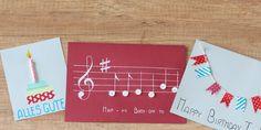 In diesem Artikel zeigen wir Euch, wie Ihr selbst hübsche Geburtstagskarten basteln könnt. Eine kreative Karte zeigt, dass Euer Geschenk von Herzen kommt.