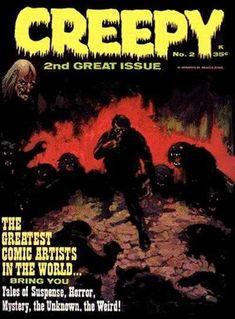 Creepy #2 (Issue)