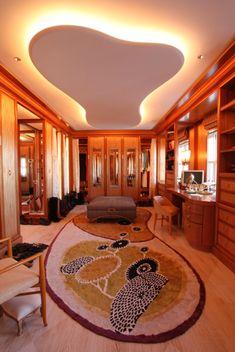 Wow! What a closet!