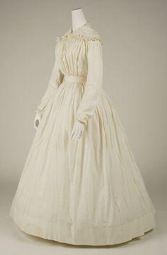 1860s Morning Dress