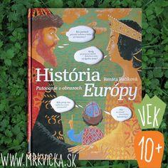 Fučíková Renáta: HISTÓRIA EURÓPY, náučné knihy