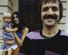 sonny and cher .....early 1970's