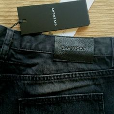Givenchy Washed Slim-fit Jeans