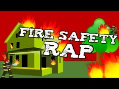 FIRE SAFETY RAP! (song for kids about fire safety, calling 911, etc...) - YouTube