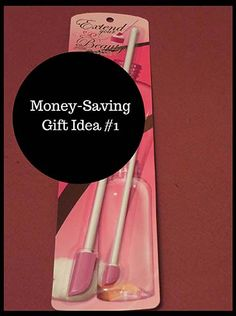 The Extend your Beauty Cosmetic Tool is a unique and practical money-saving gift idea for people on your list -- and it's only $2.99. Get yourself one, too! **NOT a sponsored post -- I just like this product!**