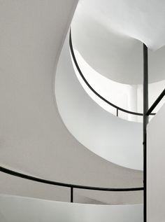 Villa Savoye Poissy (France ). Le Corbusier.