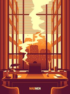As Far As The Eye Can See: Colorful Sceneries, Posters And Covers – Smashing Magazine