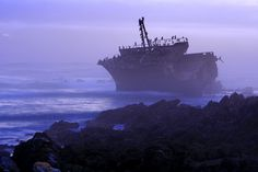 Wrack Cape Agulhas by Michael  Müller  on 500px