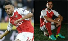 Francis Coquelin and Lucas Perez return to full training