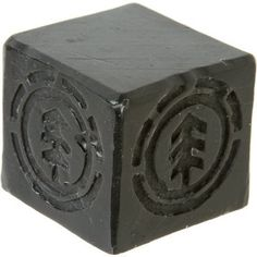 Element Skateboard Wax (Black) by element, http://www.amazon.com/dp/B001OAX9HG/ref=cm_sw_r_pi_dp_8BNpqb052WX2Z    The Russian dude who own that sloppy joe shop always comes out and yells at you in an unintelligible garble and chases you off for trying to skate out back. Return after hours with the Element Skate Wax, get his ledges greasier than his so-called food and let him admire your hammers on the surveillance tape later.