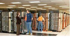 IBM Sequoia – O computador mais potente do mundo