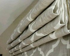 Classic Roman Shades and Custom Curtains, Handcrafted In Any Fabric. Drapery Fabric, Lining Fabric, Fabric Decor, Fabric Design, Relaxed Roman Shade, Blackout Shades, Custom Roman Shades, Custom Windows, Childproofing