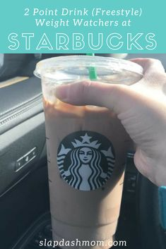 2 Point Starbucks Drink (Weight Watchers Friendly) - Iced Caramel or Mocha Option 2 Weight Watcher Point Starbucks drink featuring Premier Protein. Order a double or triple espresso in a venti cup with ice, and add Premier Protein. Weight Watchers Shakes, Weight Watchers Free, Weight Watcher Desserts, Weight Watchers Smart Points, Weight Watchers Meals, Weight Watcher Smoothies, Weight Watcher Breakfast, Weight Watchers Motivation, Weight Watchers Brownies