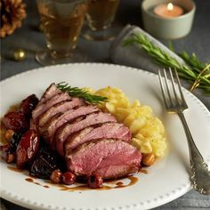 Real Food Recipes, Sweet Recipes, Sauces, Chicken Salad Recipes, Main Meals, Food Videos, Food To Make, Steak, Pork