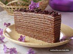 NEPEČENA SARAJEVSKA TORTA! SAVRŠENSTVO KOJE SE TOPI U USTIMA! ~ Recepti iz moje kuhinje