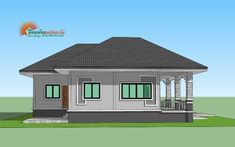 Simple Low Cost Low Budget House Design Home Design For Those On A Budget Elegant 3 Bedroom Single Storey House Low Budget Villa 01 Jpg 1280 842 Kerala House Design House 10 Best Home Design Apps And Ho. Cheap House Plans, Affordable House Plans, My House Plans, Modern Bungalow House Design, Modern House Floor Plans, Two Story House Design, Small House Design, Low Budget House, Three Bedroom House Plan