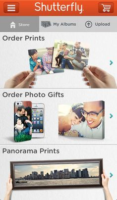Shutterfly Ordering Photos From Your Phone