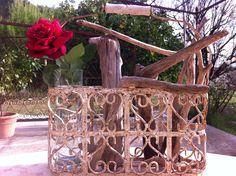 Rose flottée