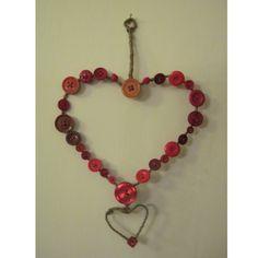 Twine & Wire heart