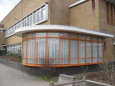 Dudok, Lorentzschool, Hilversum 1930