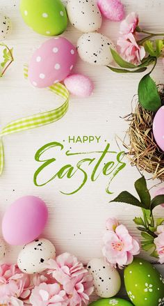 IPhone Wall Easter Tjn Holiday Wallpaper Happy Parade Iphone