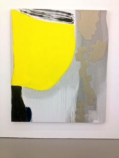 Monique van Genderen Untitled, 2012 Oil and pigment on canvas 84 x 78 inches D'Amelio Gallery, NYC. Thru Oct. 20th.
