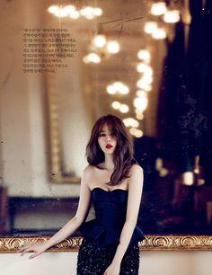 OMONA THEY DIDN'T! Endless charms, endless possibilities ♥ - Park Ki Woong, Yoon Eun Hye, Sung Joon, Hwang Jung Eum, Siwon, Daniel Henney - Harper's Bazaar JUNE
