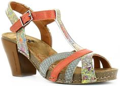 0940d01ed2e0db Find your 0239 Fantasy-boa Urban Holi / I Feel sandals with heel for woman  and more in footwear and accessories, all in our Online Shop The Art Company