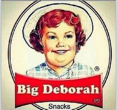 big deborah little debbie - Google Search