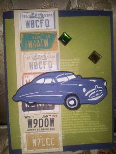 MY CAR CARD