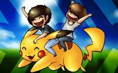 Google Image Result for http://images5.fanpop.com/image/photos/25400000/Smosh-w-Pikachu-smosh-25405284-1920-1200.jpg
