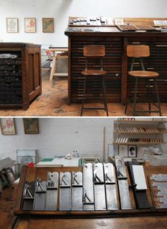 Carolyn Fraser of Idlewild Press — The Design Files | Australia's most popular design blog.