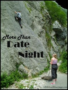 Time together with your spouse is about more than Date Nights. Are you LIVING life with your spouse?