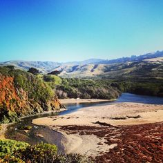 Popular for camping and hiking, Andrew Molera is at the North end of Big Sur.