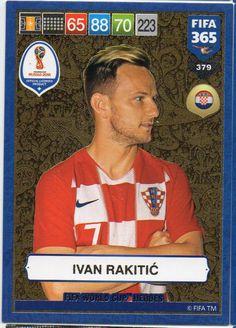 2d357c14f Ivan Rakitic Kroatien Croatia World Cup Heroes FIFA 365 2018 2019