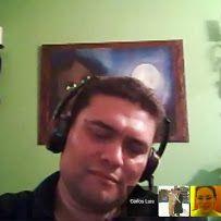 Carlos Gómez (Depampanito, invitado) en  #MOOCAféTICAPA (virtual) de la Asignatura Tecnologías de Información y Comunicación como Apoyo al Proceso de Aprendizaje (Computación-Ciencias-UCV)