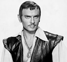 The Buccaneer - Yul Brynner .. like him better without hair
