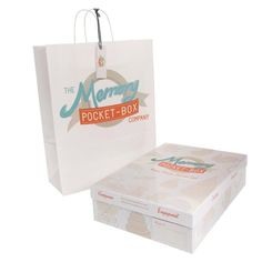 Memory Pocket Box and bag