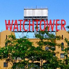 Timbre da Watch Tower Bible and Tract Society of Pennsylvania