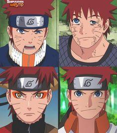 If naruto had red hair just pike his mom Anime Naruto, Naruto And Hinata, Naruto Cute, Anime Guys, Manga Anime, Naruto Uzumaki Art, Naruto Uzumaki Shippuden, Shikamaru, Itachi Uchiha