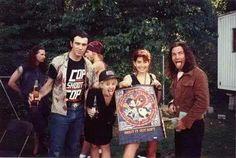 Eddie Vedder and Babes in Toyland