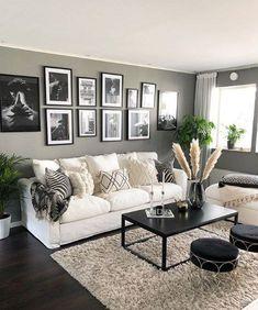 Living Room Decor Cozy, Cozy Living, Interior Design Living Room, Living Room Designs, Design Interiors, Decor Room, Scandinavian Living Rooms, Decorating Ideas For The Home Living Room, Nordic Living Room