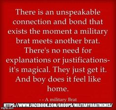 Military Brat, Army Brat, Third Culture Kid, Boys Home, Army Veteran, Army Life, Tough Day, Navy Seals, Life Quotes