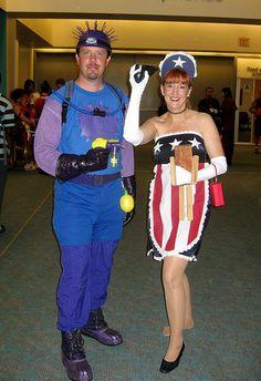 comic con costume ideas